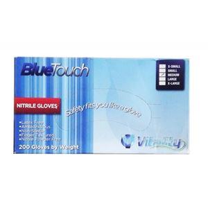 Manusi ex. nitril 200 buc - L