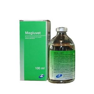 Megluvet 50 mg/ml 250 ml