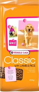 VL Oke Classic Lamb&Rice 20 kg - caine