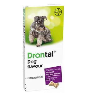 Drontal Plus Flavour Dog 102 tablete